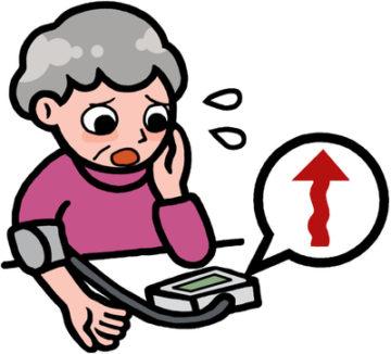 高血圧は老化現象。血管年齢が若い方ほど真の若作りな人!